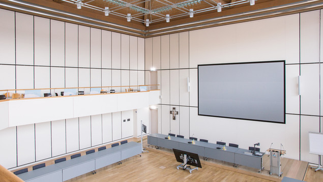 Sitzungssaal Landratsamt Landsberg