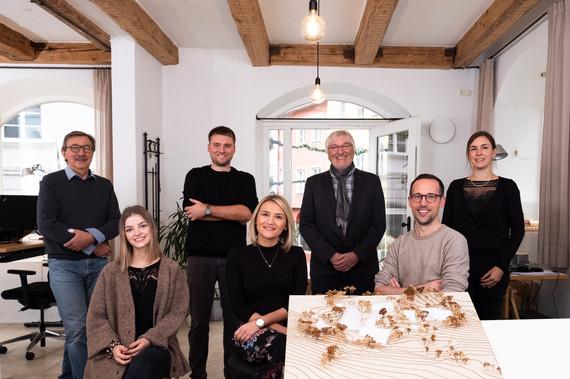 bureau für architektur Team 2021