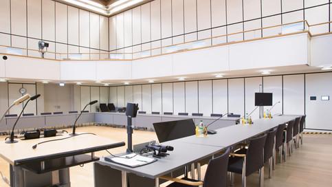 Sitzungssaal LRA-LL