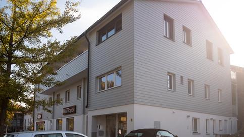 Aufstockung Schondorf