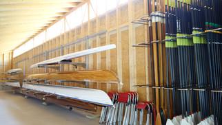 Ruderbootshaus St.Alban