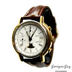 Chronographe Vintage 7758 - 1980