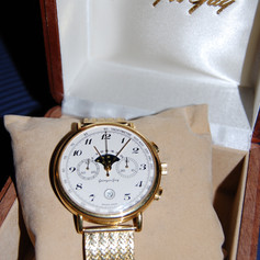 Chronographe Or 7734