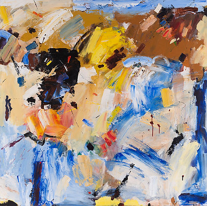 Crisis by Murray Prichard Abstract Art, Australian Expressionism Artist, Fine Art Limited Edition Prints