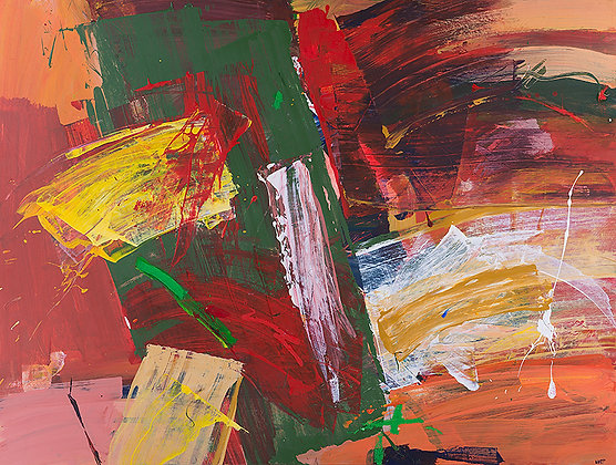Event by Murray Prichard Abstract Art, Australian Expressionism Artist, Fine Art Limited Edition Prints