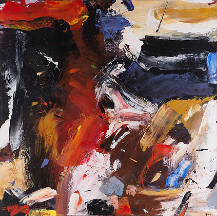 Too Late Too Soon by Murray Prichard Abstract Art, Australian Expressionism Artist, Fine Art Limited Edition Prints