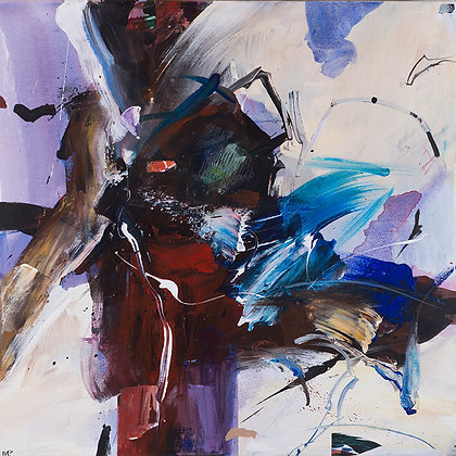 Slip by Murray Prichard Abstract Art, Australian Expressionism Artist, Fine Art Limited Edition Prints