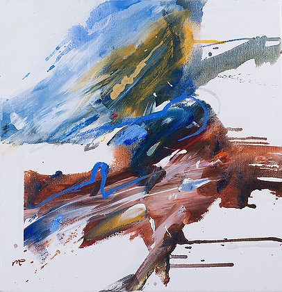 Windswept by Murray Prichard Abstract Art, Australian Expressionism Artist, Fine Art Limited Edition Prints