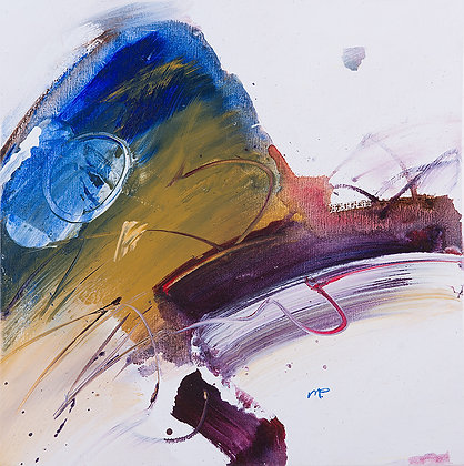 The Climb by Murray Prichard Abstract Art, Australian Expressionism Artist, Fine Art Limited Edition Prints