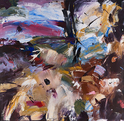 Winds Of Change by Murray Prichard Abstract Art, Australian Expressionism Artist, Fine Art Limited Edition Prints