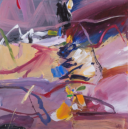 Valley Secrets by Murray Prichard Abstract Art, Australian Artist, Original Artwork & Fine Art Limited Edition Prints For Sal