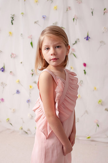 Lucia Dress in Pink