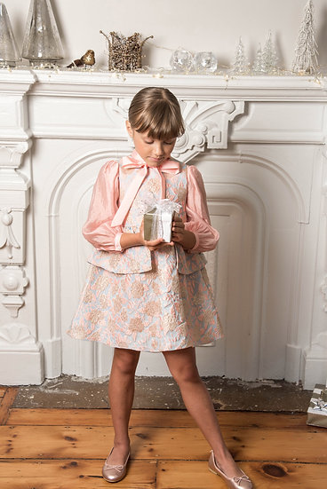 Roma Dress in Pink