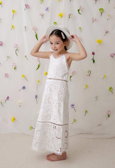 Melody Eyelet Dress