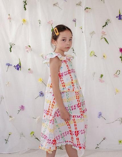 Nina Dress in Multi