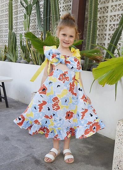 Charlotte Bow Dress