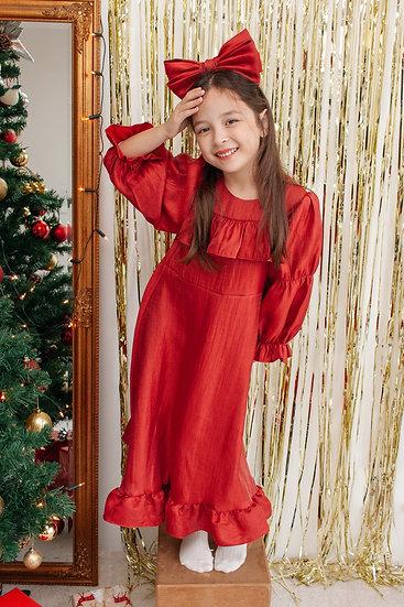 Ruby Holiday Dress