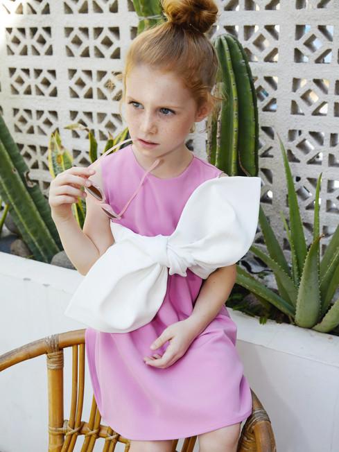 Harper Dress in Pink