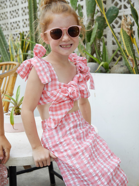 Charlotte Sets in Pink