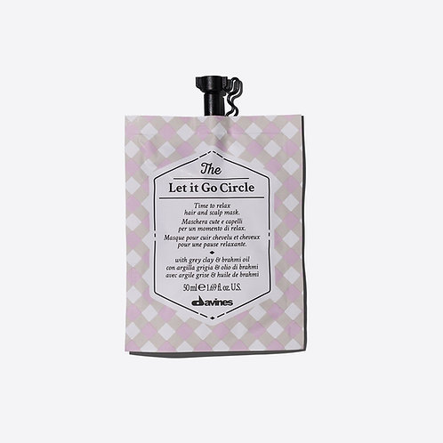 DAVINES Let It Go RelaxationCircle 50ml