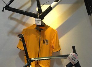 VeloBici 展示中& TIME   プラムラインライドwith WAHOO