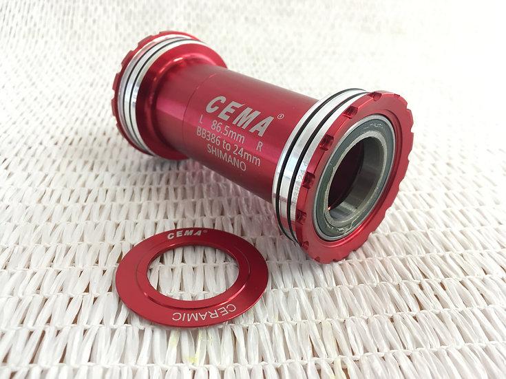 CEMA BB 386 24mm シャフト