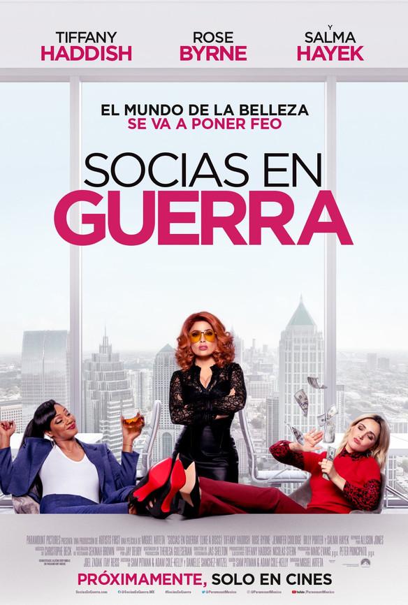 SOCIAS EN GUERRA