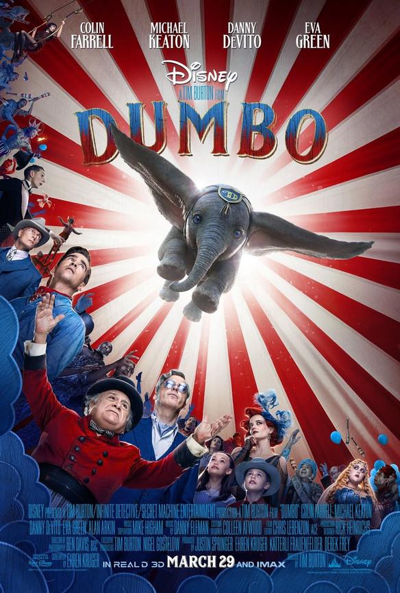 DUMBO - La versión de Burton