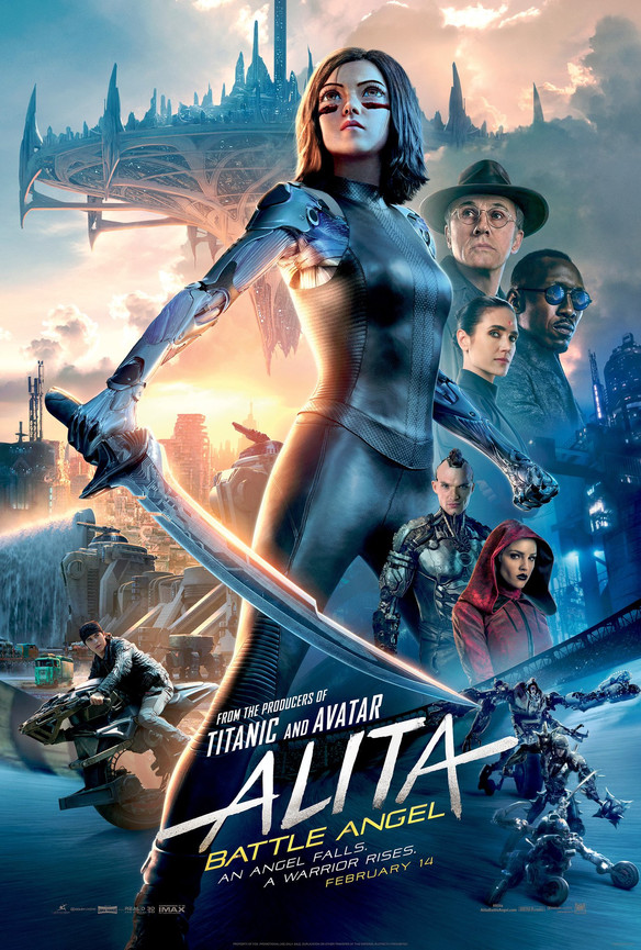 GUNNM: ALITA - BATTLE ANGEL