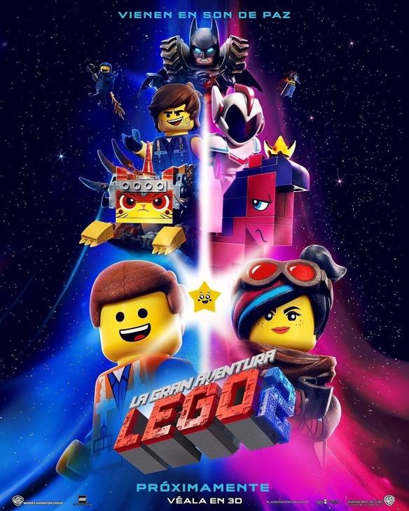 LEGO 2: INCREÍBLE