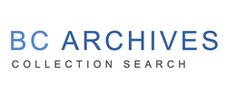 Search the BC Archives