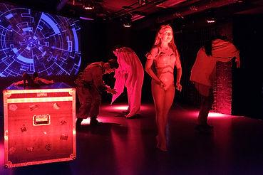 Eeva Putro on Robotti, kuva Annu Esko
