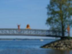 HIT Mini,Tomppeli (Vilma Putro), Hönö (Eikka Alatalo). Kuva Annu Esko.