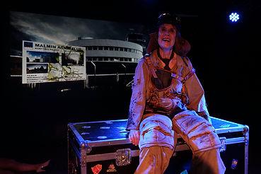 Ritva Loijas on Amelia Earhart 3, kuva A