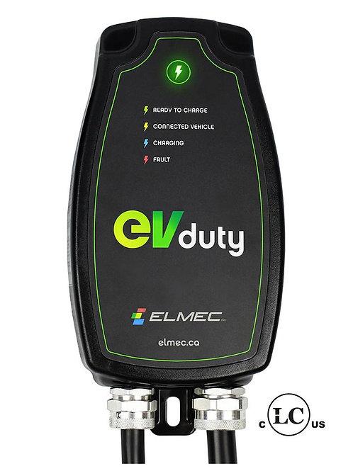 Borne de recharge EVduty-40 pour véhicule électrique - Standard (Sans fiche)