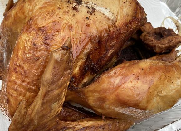 Cajun Cowboy Fried Turkey