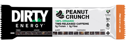 Dirty Energy - Peanut Crunch