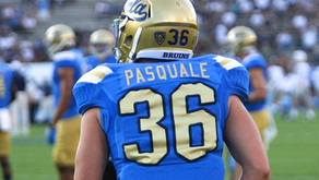 Brotherly Love: Tragedy inspires AJ Pasquale to start anew at UCLA