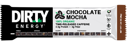 Dirty Energy - Chocolate Mocha