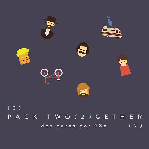 Pack Two(2)gether