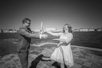 Bryllup i Venezia