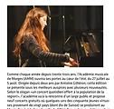 La Côte Académie Musicale de Morges - été 2018