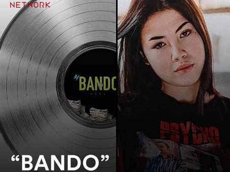 """""""BANDO"""" Certificato Platino!"""