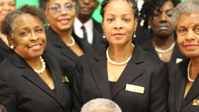 Join the Ushers Ministry at ST Paul AME