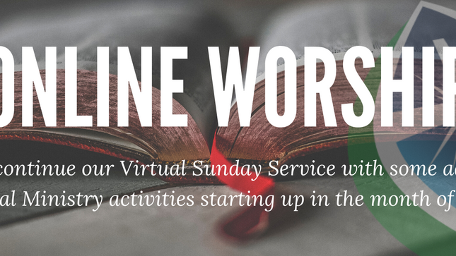 Sunday Worship Blog