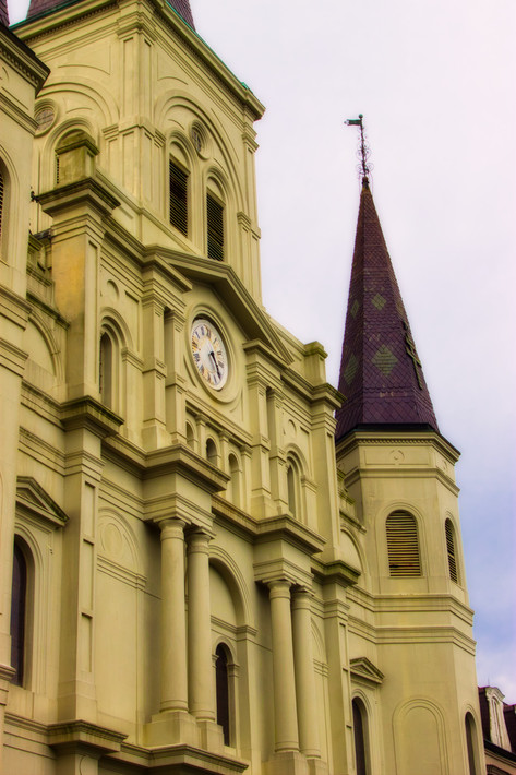 St Louis Cathedral - Jackson Square - NOLA