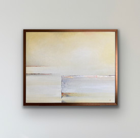 Beyond the Horizon - available - 61 x 76 cm (framed)