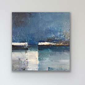 Time and Tide - available - 30 x 30 cm