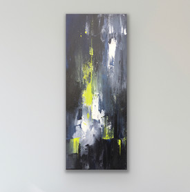 Cut Loose - available - 100 x 40 cm