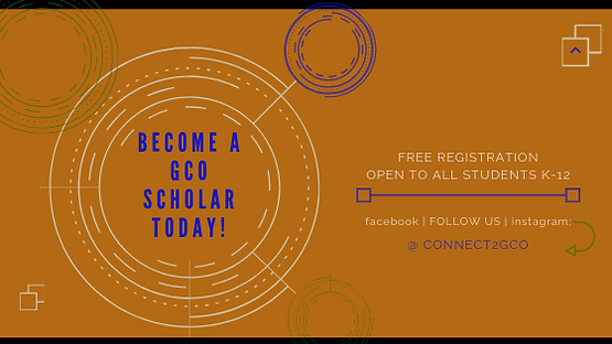 CLICK HERE TO REGISTER TO BECOME A GCO S